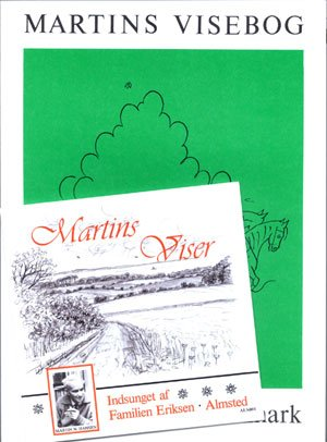Martins Visebog; incl. CD